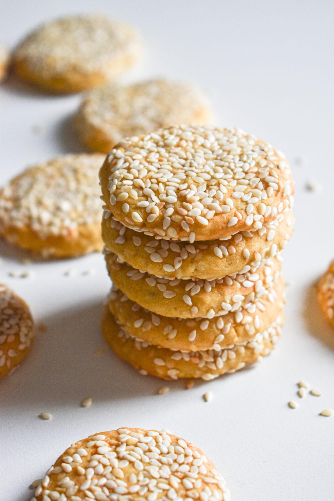 ciasteczka z ciecierzycy